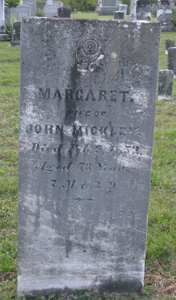 Anna Margaretha <i>Biery</i> Mickley