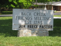Back Creek Friends Meeting Cemetery