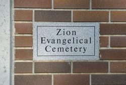 Zion Evangelical Lutheran Cemetery