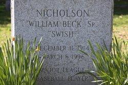 Bill Swish Nicholson