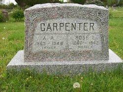 Abel August Carpenter