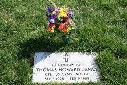 Thomas Howard James