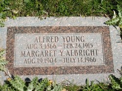 Margaret <i>Young</i> Albright