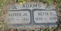 Alfred Adams, Jr