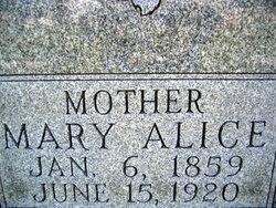 Mary Alice <i>Blaine</i> Famuliner