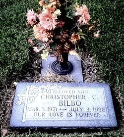 Christopher Calvin Bilbo