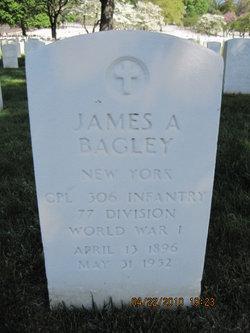 James A Bagley