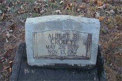 Albert B Croley