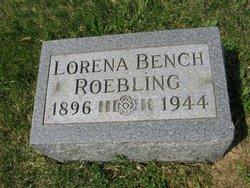 Lorena <i>Bench</i> Roebling