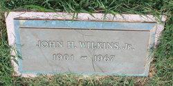 John Howard Wilkins, Jr