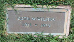 Ruth <i>McNary</i> Wilkins