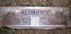 Eugene Dow Aldridge