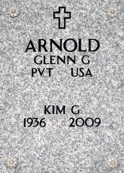 Kim G Arnold