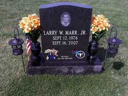 Larry Wayne Marr, Jr
