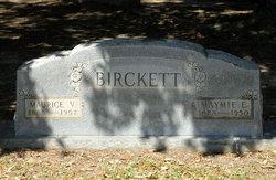Maurice Vance Birckett
