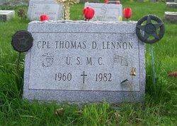 Corp Thomas D Lennon