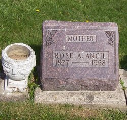 Rose Ann <i>Shaver</i> Ancil