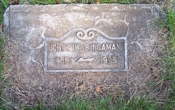 John Wesley Bingaman