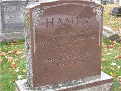 Mary Isabella <i>Hope</i> Hamer