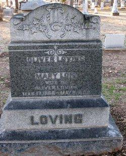 Oliver James Loving, II
