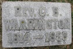 Rev Charles Bower Warrington