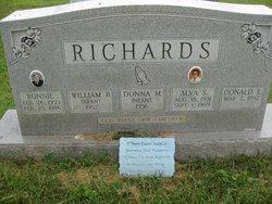 Alva Marie <i>Stoneberger</i> Richards