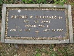 Buford Walter Otis Richards, Sr