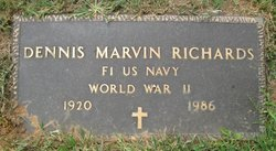 Dennis Marvin Richards