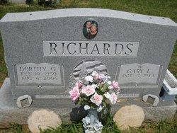 Dorthy Gean <i>King</i> Richards