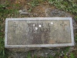 Minnie C Richards