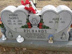 Alice Faye <i>Seal</i> Richards
