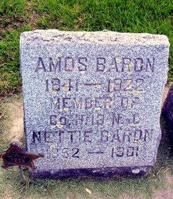 Annette Nettie <i>Jones</i> Baron