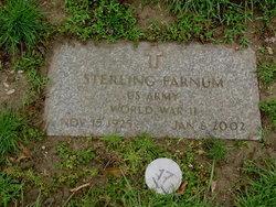 Sterling Lee Farnum