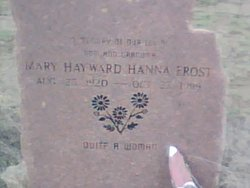 Mary H.H. Frost