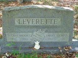 Lucille <i>Brooks</i> Leverette