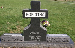 Marsha D <i>Lang</i> Hoelting