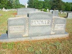 Adna C <i>King</i> Hoover