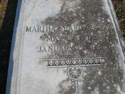Martha <i>Searcy</i> Balch