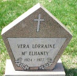 Vera Lorraine <i>Williams</i> McElhaney