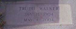 Trudie <i>Walker</i> Thompson