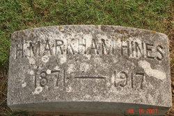 Hiram Markham Hines