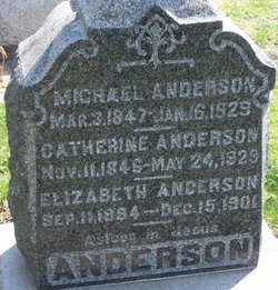 Catherine <i>Howard</i> Anderson