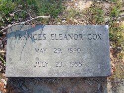 Frances Eleanor Cox