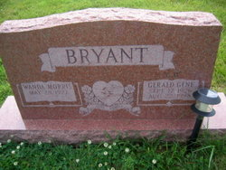 Wanda June <i>Deardorff</i> Bryant