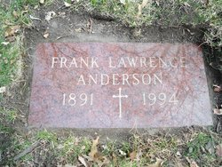 Frank Lawrence Anderson