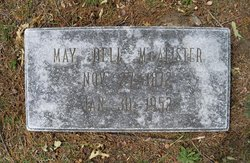 May Dell McAlister