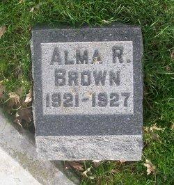 Alma R. Brown