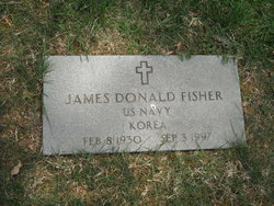 James Donald Fisher