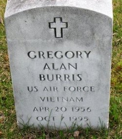 Gregory Alan Burris