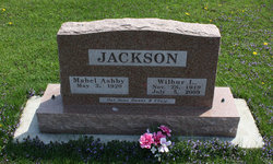 Mabel Maxine <i>Ashby</i> Jackson